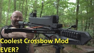 Cobra R9 Pistol Crossbow: The most thorough review on the planet.