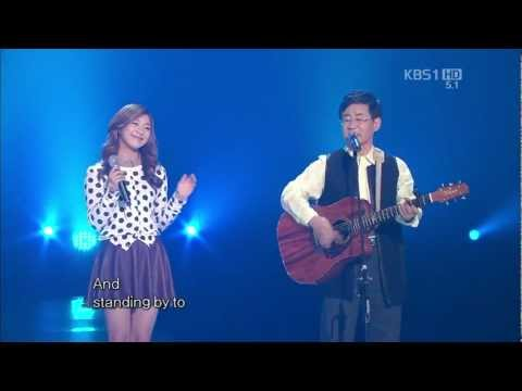 121118 Luna & Yoon Hyung Joo - Let Me Be There