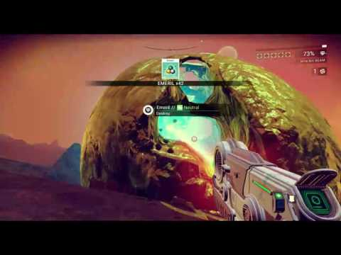No Man's Sky PC Live! #20 Journey to the center of the Universe