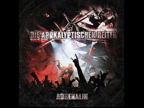 Die Apokalyptischen Reiter-Es wird schlimmer(Live Album Adrenalin)