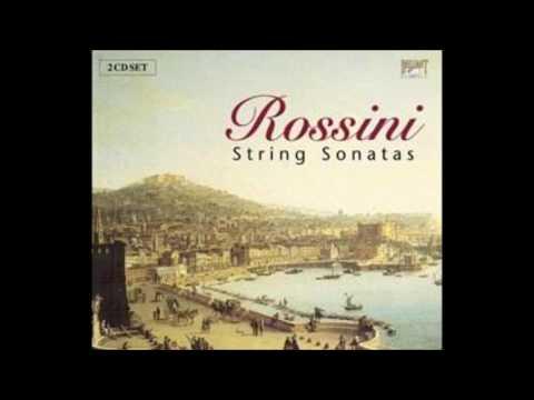 Rossini  String Sonata No.1 in G major