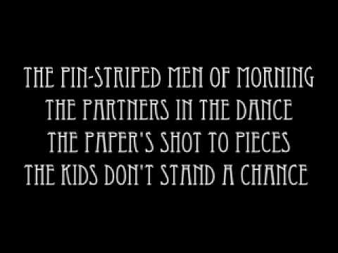 The Kids Don't Stand a Chance (Lyrics) - Vampire Weekend