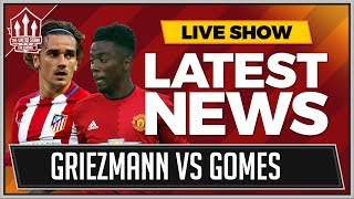 GRIEZMANN or Angel GOMES? MANCHESTER UNITED Transfers vs MANCHESTER UNITED YOUTH