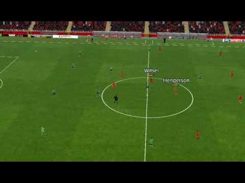 Liverpool vs Southampton - 50 minutes
