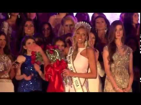 MISS NJ USA 2016 Crowning Moment-Jessielyn Palumbo