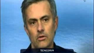 barcellona inter 1 0 intervista a mourinho rai