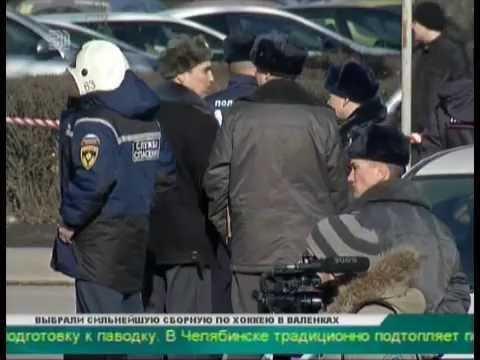 Полиция Челябинска разыскивает лжеминеров, сообщивших о бомбах в мэрии, администрации Калининского р