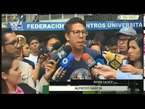 """Marcha en Venezuela de """"los Libertadores"""""""