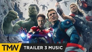 Avengers: Age of Ultron - Trailer #3 Music #1 (Twelve Titans Music - Artifice)