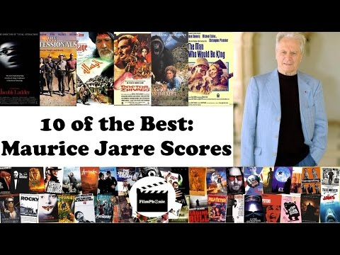 10 of the Best: Maurice Jarre Film Scores