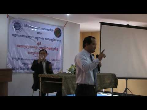 Accountability Cambodia Signed A MOU with Khmer Power Party on VIADO (Part 2)