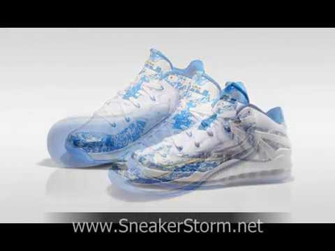 Nike Lebron 11 Low Chinese Vase Sneakerstorm Youtube