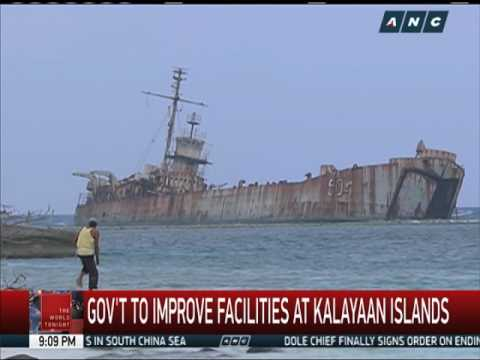 Government to boost military presence in West PH Sea, Benham Rise
