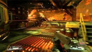 Doom - первые впечатления и торжественная первая пресс-конференция Bethesda