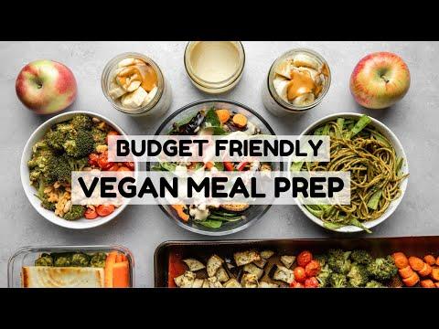 Vegan Meal Prep: $3 Meals from Trader Joe's