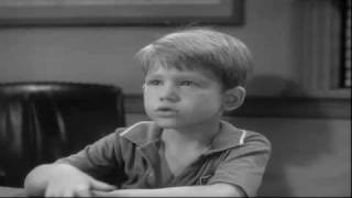 "The Andy Griffith Show ""The New Housekeeper"" First Scene"