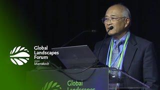 Kuntoro Mangkusubroto – GLF 2016 Marrakech