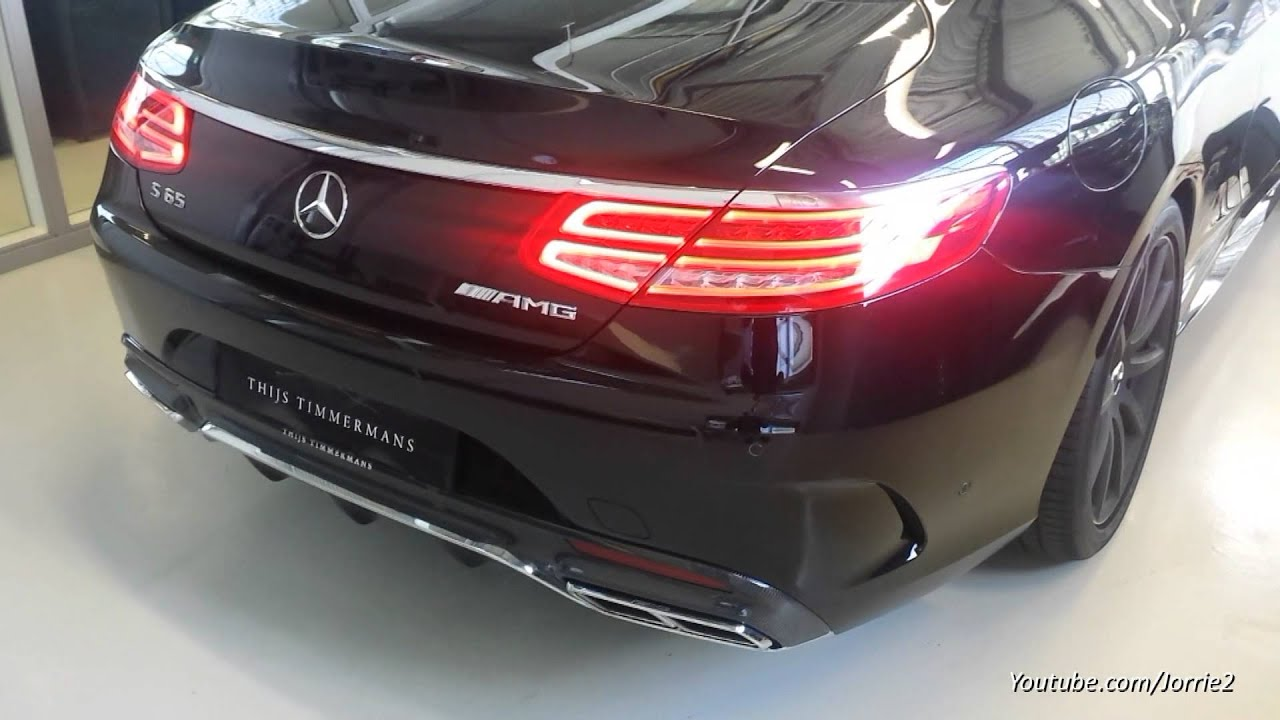 Mercedes benz s65 amg coup v12 biturbo exhaust sound for Mercedes benz s65 amg v12 biturbo