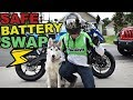 Ninja 300 Battery Removal & Replacement - THE BEST GUIDE!