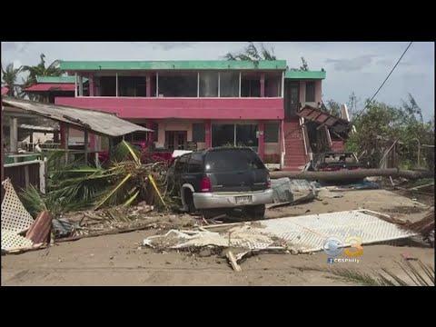 Philadelphia Area Residents Escape Devastation In Puerto Rico