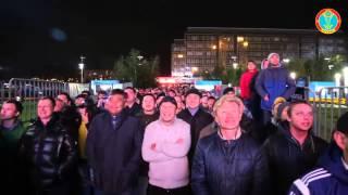 """Әділбек Жақсыбеков """"Астана"""" футбол клубын құттықтады"""