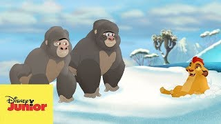 Vamos ser Todos Amigos  I A Guarda do Leão thumbnail