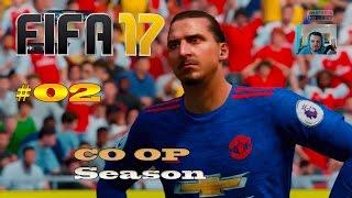 Der Zauberer von Öz! FIFA 17 Co-Op Season mit Lars & Voessel   Folge 02 -  PS4