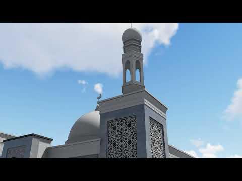 Tampak Masjid