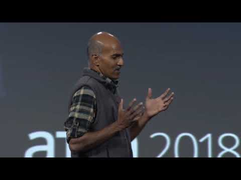 Atmosphere 2018: Technology Keynote with Partha Narasimhan,