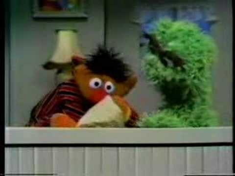 Sesame Street Ernie Which Lost Rubber Duckie Youtube