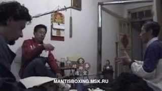 Grand Ultimate Mantis Boxing Of Wang Yushan (1894-1976) Part 1 王家太极螳螂拳