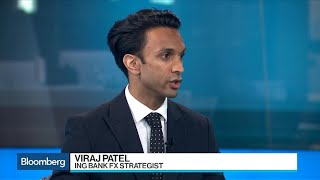 Viraj Patel talks about new rules for the dollar on Bloomberg