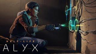 #3 Прохождение игры Half-Life: Alyx (На донаты и чат отвечаю в перерывы)