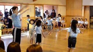 くすのき保育園卒園式 リズム thumbnail