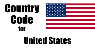 United States Dialing Code - American Country Code - Telephone Area Codes in United States