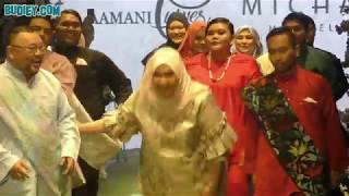 Fashion Show Rare, Michael Ang Guna Model Peha Melimpah Kiri Kanan