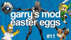 Garry's Mod Easter Eggs And Secrets #11