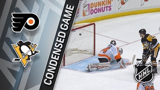 03/25/18 Condensed Game: Flyers @ Penguins