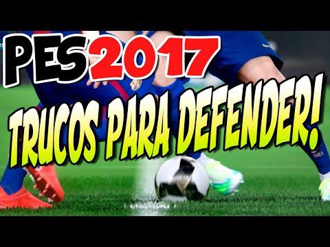 PES 2017 TRUCOS PARA DEFENDER! | Slaenar | TUTORIAL