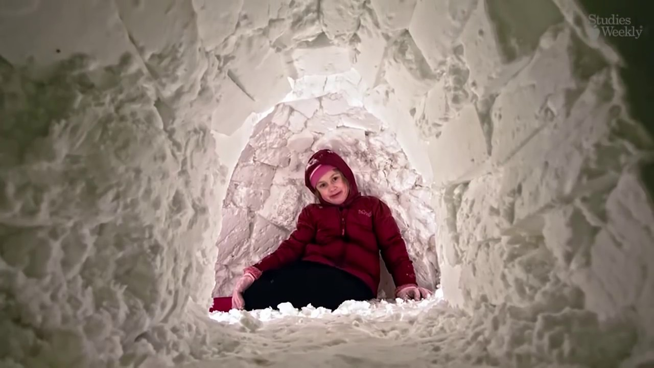 Igloos: Snow Fortresses