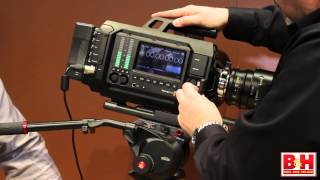 Blackmagic Design URSA 4K Camera: NAB 2014