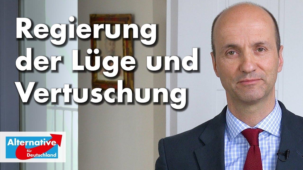 Nicolaus Fest zur Regierung der Lüge und Kabinett der Vertuschung