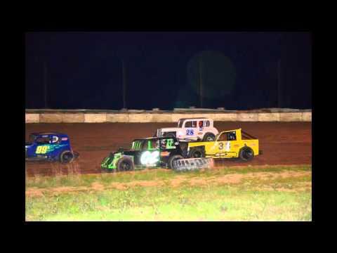 Lone Star Dwarf Car's @ 281 Speedway 3-26-2016