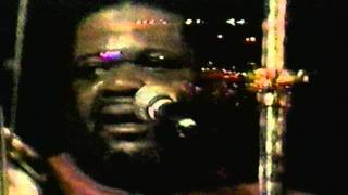 "Buddy Miles Express ""Live"" in San Francisco. Muggie doo solo,"