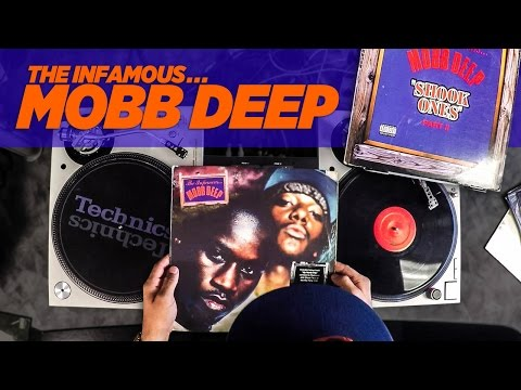 Dis The Classic Samples Used  The Infamous Mobb Deep