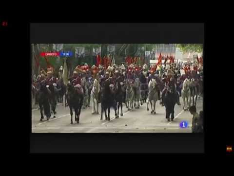 Spain National Day Parade  2015