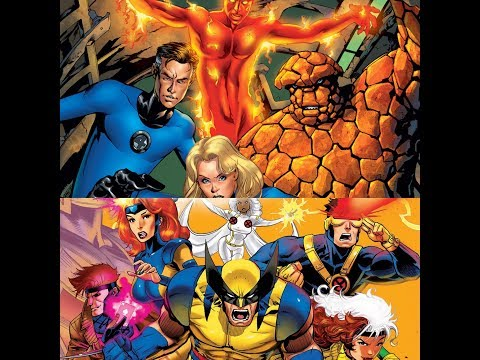 Comic/Anime Talk:Why Doesn't Marvel Own Back The Rights To Fantastic 4 & X-Men