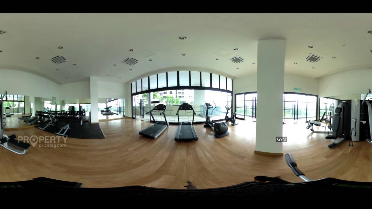 Property pricetag nova saujana service apartment gym for