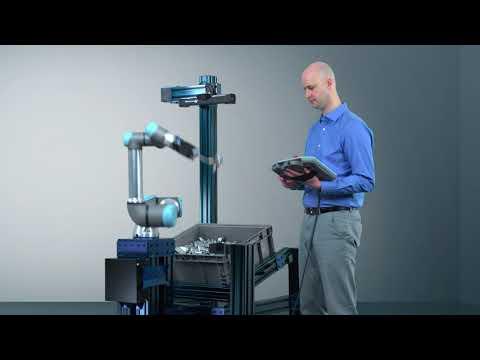 Universal Robots ActiNav Autonomous Bin Picking Kit