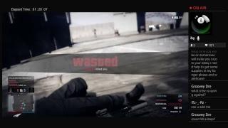 GTA 5 ONLINE - RASQ RNG CVC - LIVE STREAM